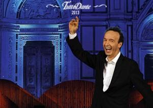 Tutto Dante 2013, Benigni torna in Piazza Santa Croce (tuttodante.it)
