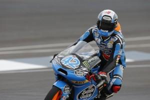 Alex Rins Moto3 Indy