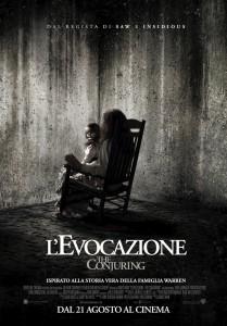 L'evocazione - The conjuring (everyeye.it)