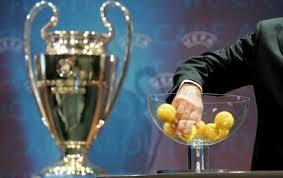 champions league, sorteggi, juventus, milan, napoli