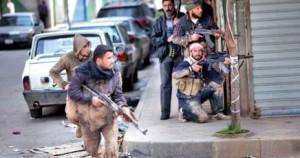 La guerra in Siria imperversa ormai da oltre due anni