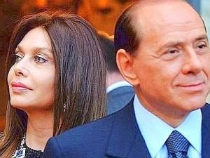 Silvio Berlusconi e Veronica Lario sono separati dal 2009