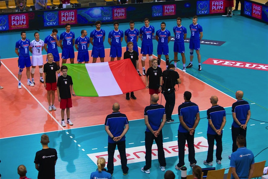 volley europei 2013