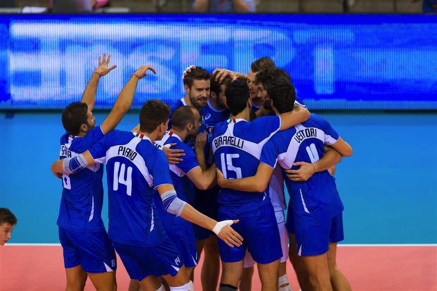 L'Italia esulta. Domani la finale contro la Russia