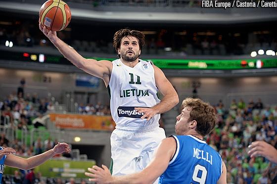 Eurobasket 2013 italia lituania