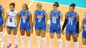 Italia Svizzera Europei volley femminile 2013