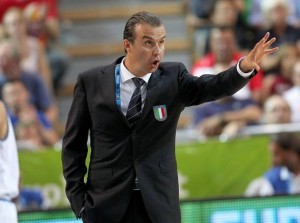 Coach Simone Pianigiani (ansa.it)