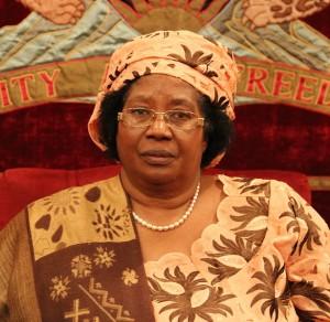 Joyce Banda, primo presidente donna della storia repubblicana del Malawi
