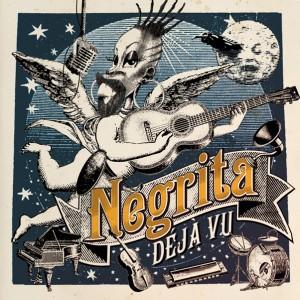 "La copertina del nuovo album dei Negrita ""Deja vu"" (negrita.com)"