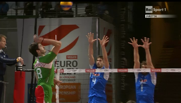 Italia-Bulgaria