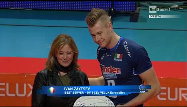 finale europei volley Zaytesev