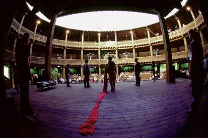 Il Silvano Toti Globe Theatre re lear
