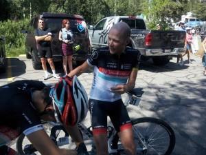 Chris Horner, vincitore della Vuelta, ormai al centro di una bufera doping