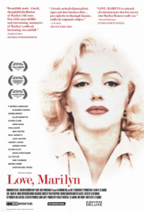love marilyn poster