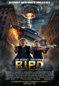 Poster di 'R.I.P.D. - Poliziotti dall'aldilà'