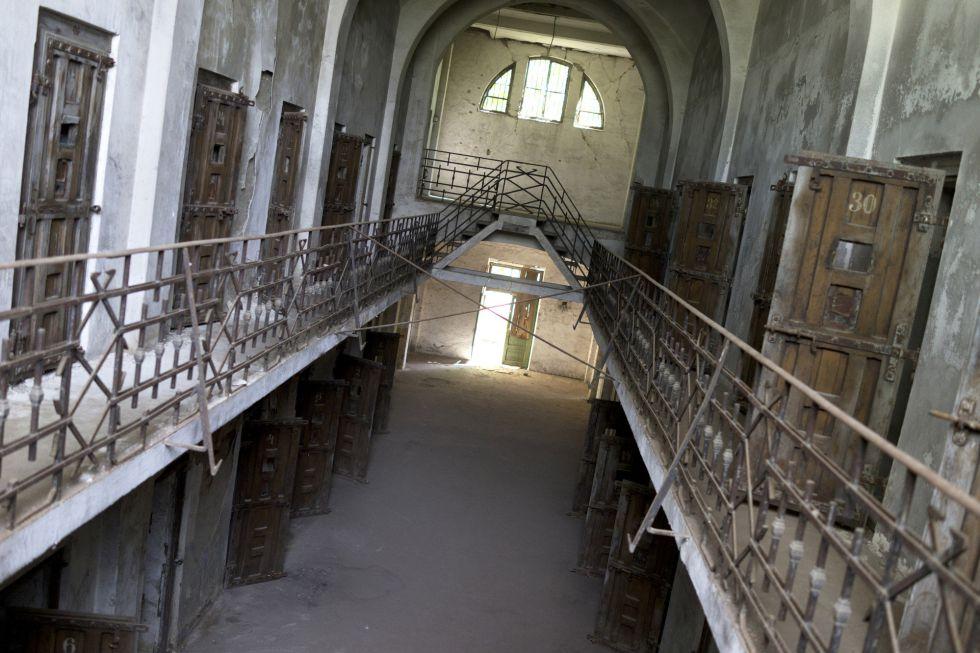 La prigione di Râmnicu Sărat, dove per anni furono rinchiusi i leader della lotta anticomunista