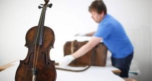 All'asta il violino del Titanic