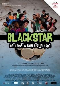 "La locandina del film ""Blackstar"" (primissima.it)"