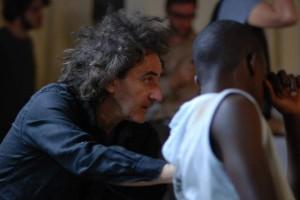 """Il regista del film """"Blackstar"""" Francesco Castellani (screenweek.it)"""