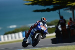 Jorge Lorenzo Phillip Island MotoGP