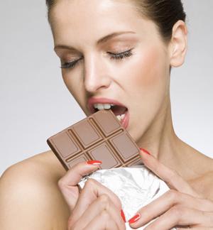 Il cioccolato non provoca acne