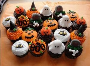 cupcake halloween - ricette.pourfemme.it