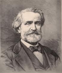 Giuseppe Verdi nacque a Roncole di Busseto il 10 ottobre 1813