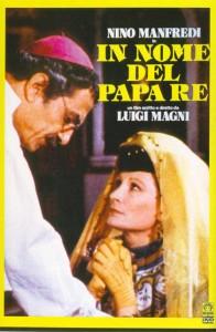La locandina del film 'In nome del papa re'