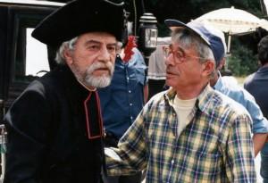 Luigi Magni e Nino Manfredi  nel 2003