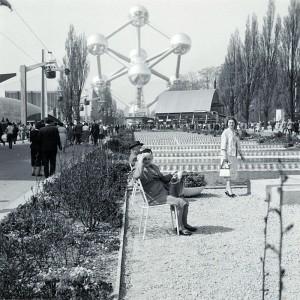 L'Atomium di Bruxelles (www.expo-1958.be)