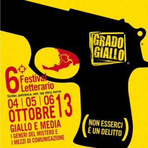 La locandina di GradoGiallo (www.gradogiallo.it)