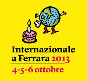 La locandina del Festival di Internazionale (www.internazionale.it)