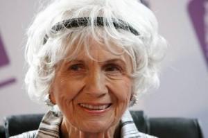 Alice Munro, Premio Nobel per la letteratura 2013 (www.politiken.dk)