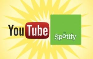 Youtube contro Spotify, la concorrenza nello streaming si fa sempre più aspra
