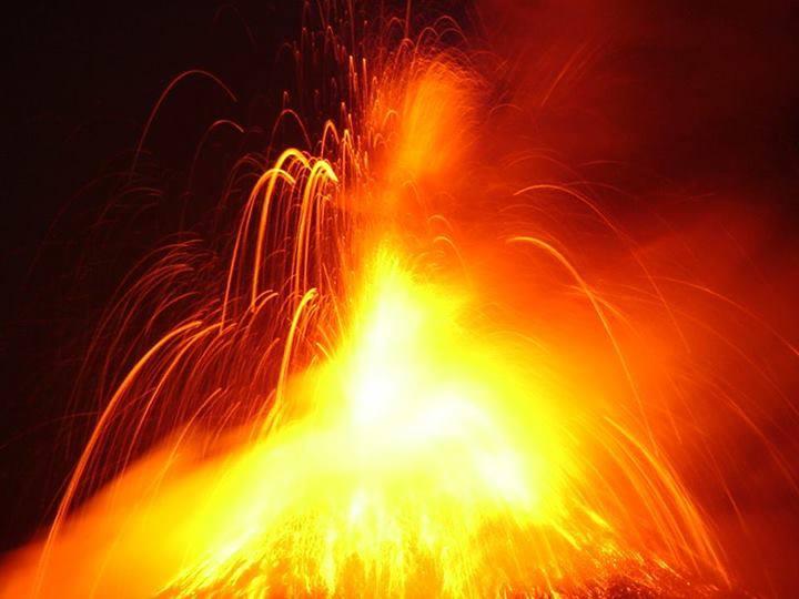 etna vulcano eruzione