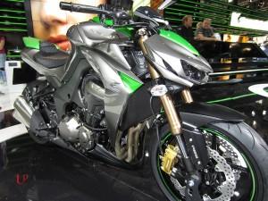 Kawasaki Z1000 Eicma