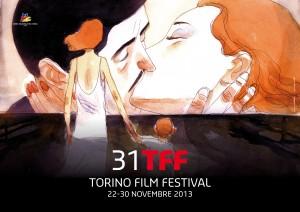Torino Film Festival - Il manifesto di Gipi