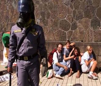 G8 di Genova violenze polizia