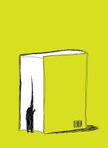 Guido Scarabottolo per Nik Horby, Sono tutte storie, Ugo Guanda Editore (www.effeartegallery.com)