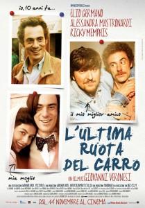 "La locandina del film ""L'ultima ruota del carro"" (comingsoon.it)"