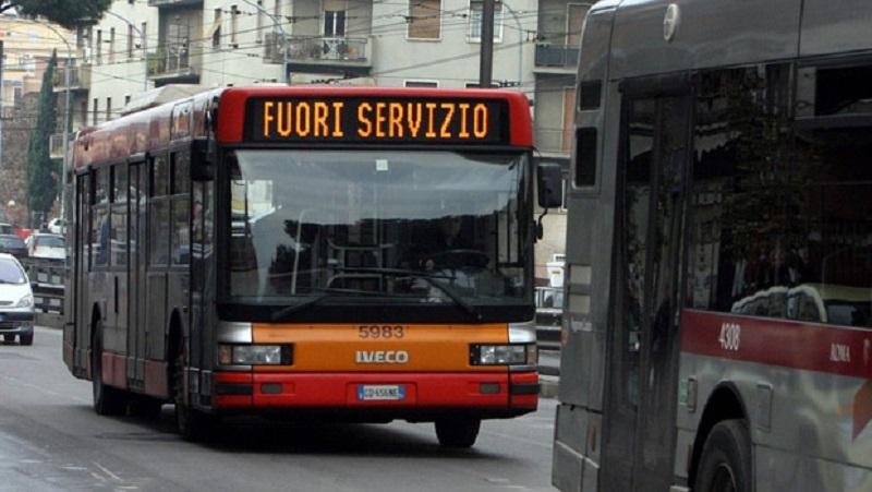 Sciopero dei trasporti: giornata nera per Roma e Toscana
