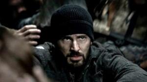 "Chris Evans in una scena di ""Snowpiercer"" (cineblog.it)"