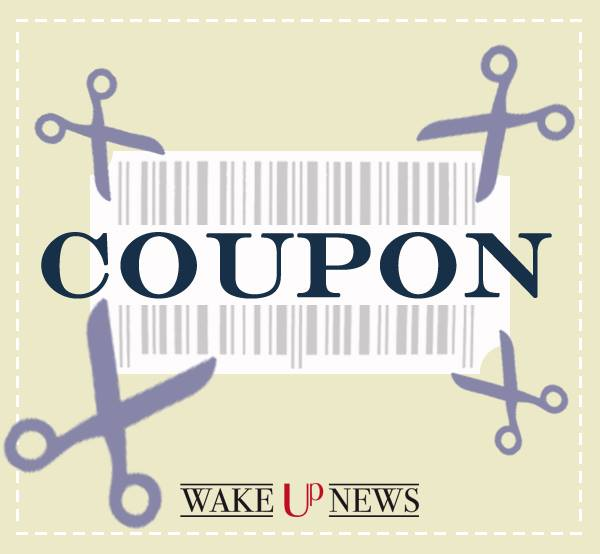 Coupon wakeupnews.eu