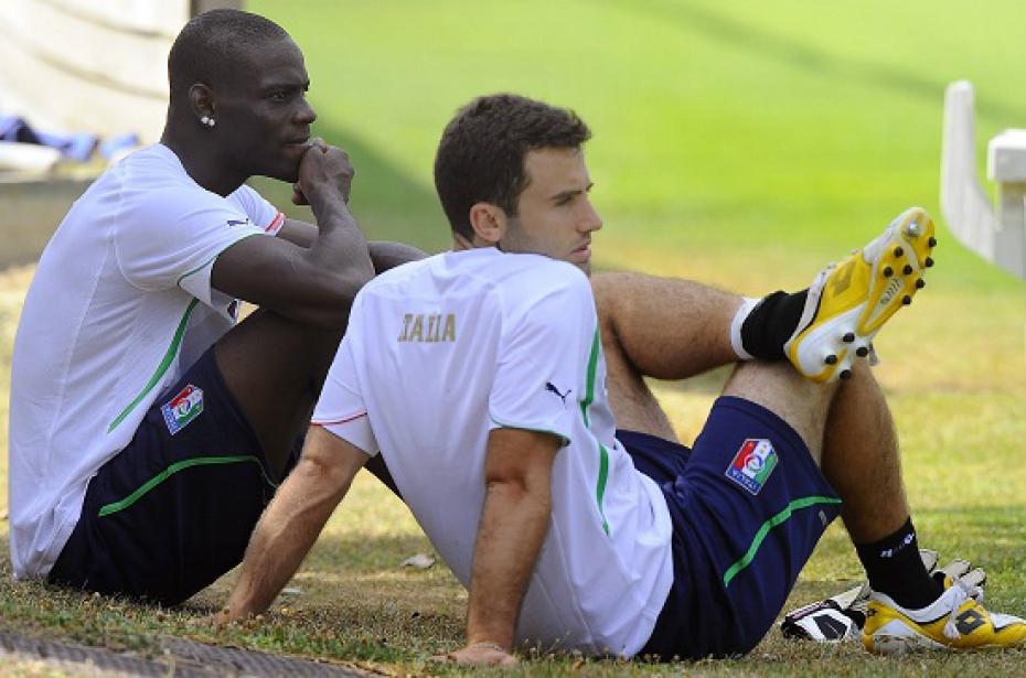 Mario Balotelli e Giuseppe Rossi (melty.it)