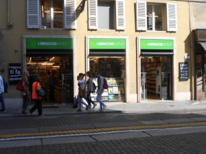 Libreria Libraccio a Parma