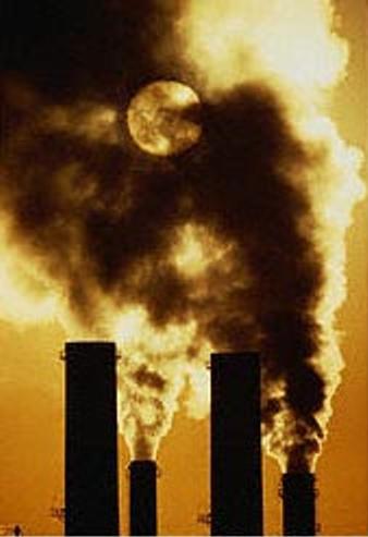 L'inquinamento da CO2 sembra diminuire, ma le emissioni globali sono sempre in aumento