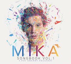 mika copertina songbook