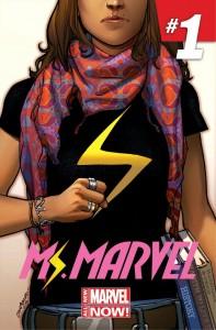 Una delle prime immagini di Kamala, supereroina musulmana e di origine pakistana (bestlittlesite.com)