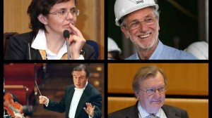 I quattro neo senatori a vita (postpopuli.it)