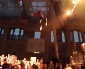 watsky stage diving